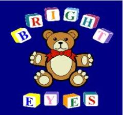 Bright Eyes logo